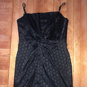 Never worn black mini dress from Lulu's